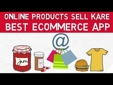 how-to-sell-products-online-homemade-|-best-ecommerce-website-app-2018