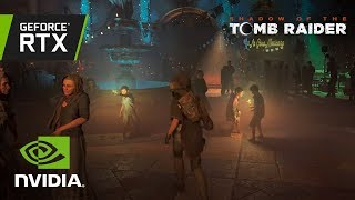 Shadow of the Tomb Raider: Exclusive Ray Tracing Video thumbnail