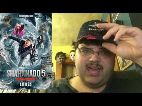 Horror Show Movie Reviews Episode 679: Sharknado 5: Global Swarming streaming vf