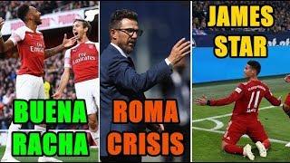 RESUMEN jornada en EUROPA: Liga, Premier, Serie A, Bundesliga y más...¡¡Viva el fútbol!!