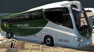 IRIZAR i8 – Mod Bus   Expresso Brasileiro   Nova Iguaçu/São Paulo