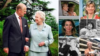 Why the Queen's SURE Prince Philip never cheated on her
