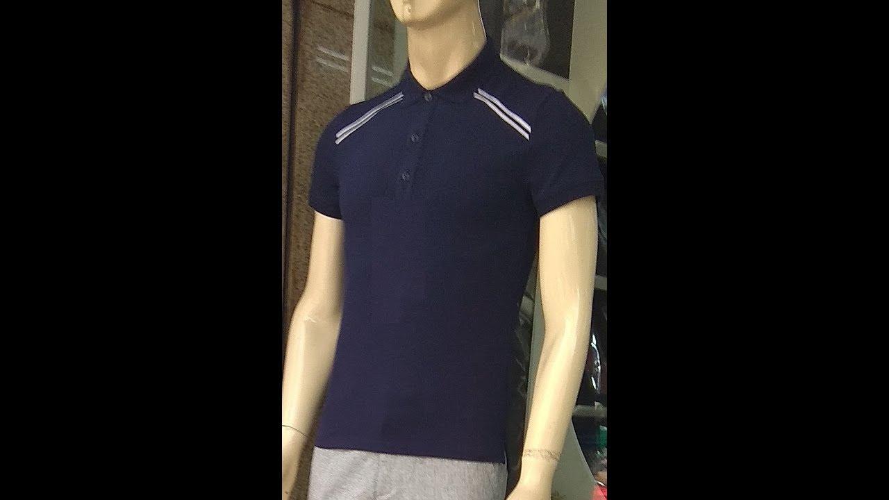 Dạy cắt may  Hướng dẫn cắt áo nam thun ôm. How to cut men' s T -shirt