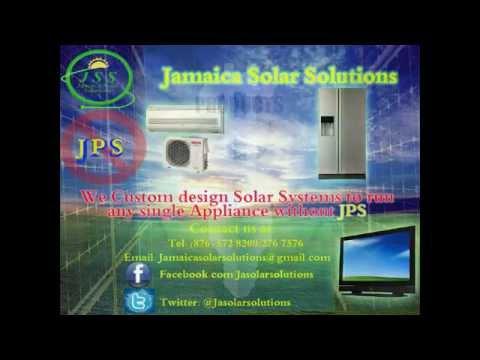 Solar Energy In Jamaica J S S