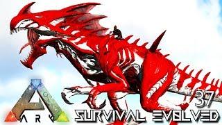 ARK: SURVIVAL EVOLVED - ALPHA REAPER & DARK FEATHERLIGHT E37 !!! ( PRIMAL FEAR PYRIA )
