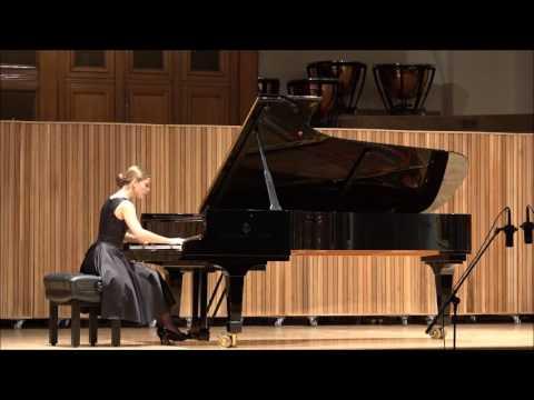Varvara Tarasova F.Chopin Etude op.25 n.6 gis-moll