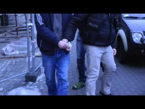 Dwóch Mężczyzn Zatrzymanych Przez  Kryminalnych Z Komendy Miejskiej Policji W Bydgoszczy