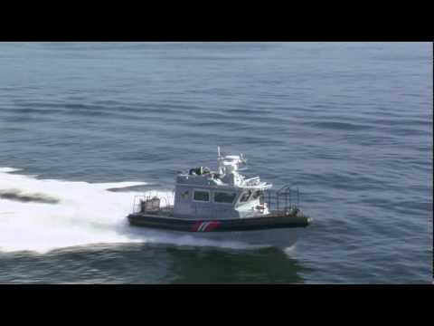 MST 1050 HPB (High speed Patrol Boat) craft in service with