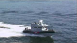 MST 1050 HPB (High speed Patrol Boat) craft in service with the Royal Norwegian Coastguard