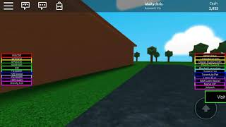 Roblox THT walkthrough