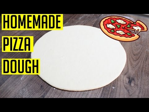 Pizza Dough Recipe | 1 Minute Series @CookwithAnisa #recipeoftheday | HuffPost Life