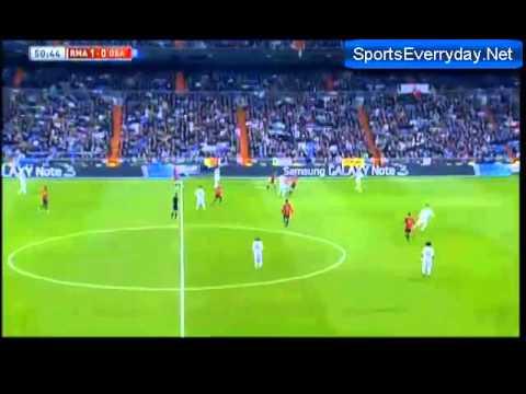Real Madrid vs Osasuna Copa del Rey Round of 16 1st Leg