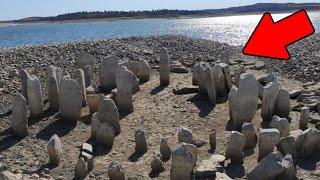 """""""Spanisches Stonehenge"""" - Versunkenes  MEGALITH-DENKMAL Wieder Aufgetaucht!"""