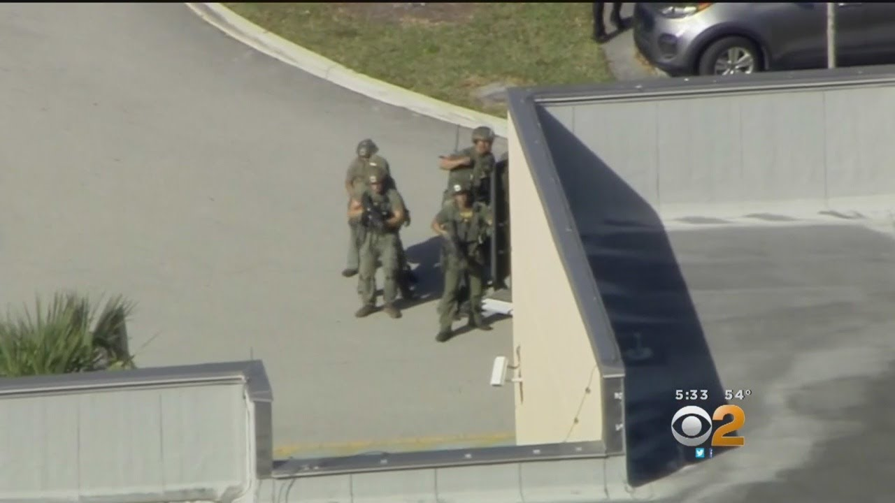 Parkland School Shooting Sparks Debate Over Arming Teachers