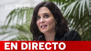 DIRECTO #4M | AYUSO participa en un acto con equipos femeninos