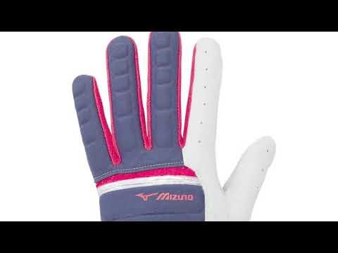 9edd57766a0 Mizuno B-130 Adult Batting Gloves