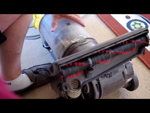 Dyson DC14 upright vacuum cleaner repair maintenance