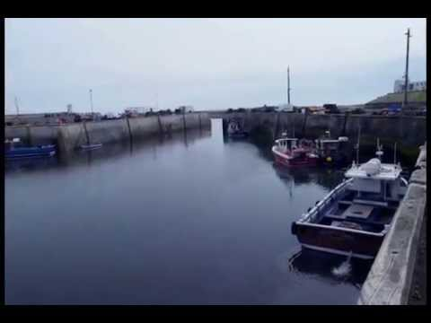THE NORTH NORTHUMBERLAND COASTLINE SITES AND SOUNDS.