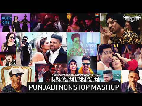Punjabi Mashup 2019 || Non Stop Remix Mashup Songs 2019