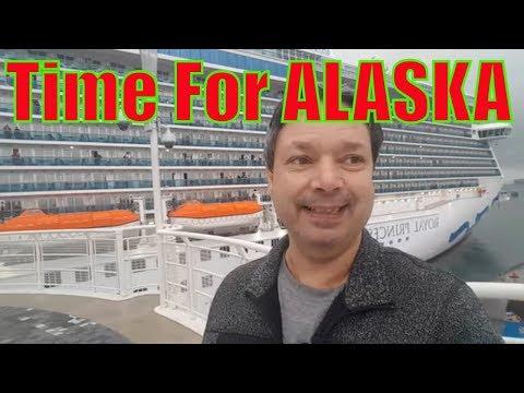 Cruising To Alaska - Port Of Vancouver