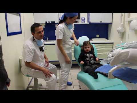 Il dentista dei bambini