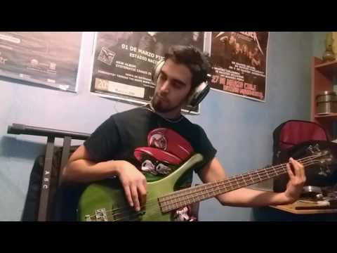 Megadeth - Fatal illusion (Bass Cover)