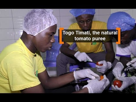 Togo: Togo Timati, the natural tomato puree