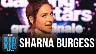 Sharna Burgess On Joining 'Dancing With The Stars' Cast For Season 29