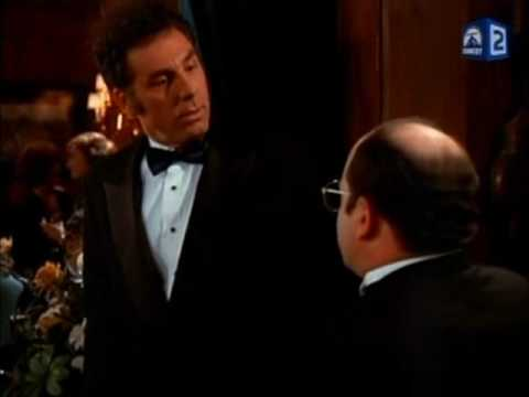 Jerry Seinfeld - Kramers backless grand ball entry - YouTube