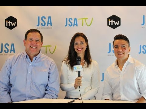 ITW 2019: NJFX Team Discusses Latest News on Nordic Gateway and Connectivity to LATAM Markets