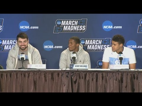 UNC Men's Basketball: Players pre-Texas A&M Press Conference