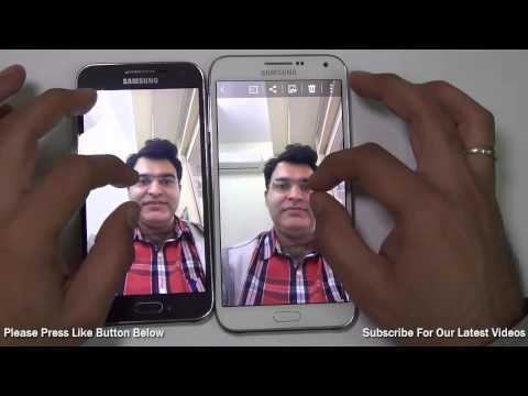 Samsung Galaxy E5 VS Galaxy E7- Which Is Better And Why?