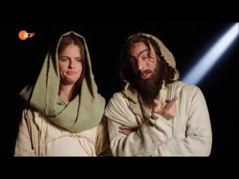 Maria und Josef Sketch-History
