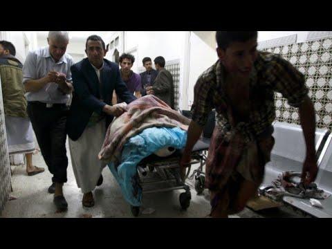 الحوثيون يرحبون بدعوة الأمم المتحدة للتحقيق في ضربات التحالف على صعدة  - 17:22-2018 / 8 / 10