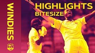 Windies v Bangladesh 2nd Test Day 3 2018 | Bitesize Highlights