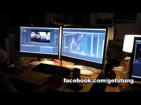 STUNG (2015) - Production Blog #10 ** HD **