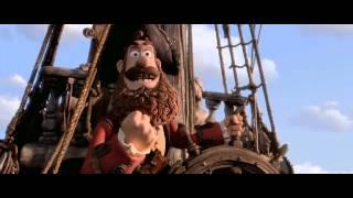 Пираты  Банда неудачников  Русский трейлер '2011'  HD