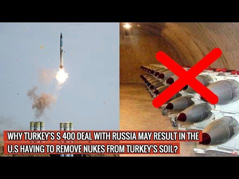 RUSSIAN S 400 AIR DEFENSE CREATING PROBLEMS FOR THE U.S WITHOUT EVEN FIRING A SHOT !
