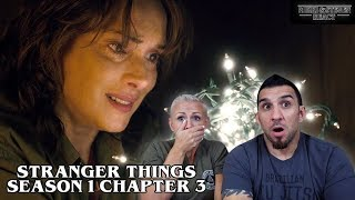 Stranger Things 'Chapter Three: Holly, Jolly' REACTION!