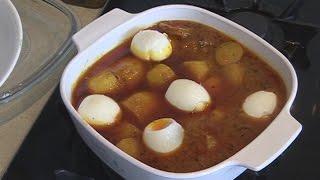 """"""" AALOO ANDE KA SALAN """" Bajias Cooking"""