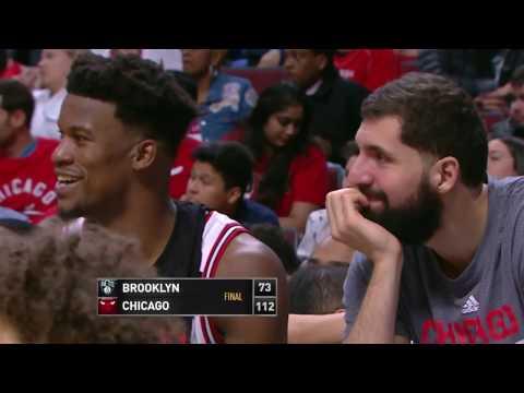 Brooklyn Nets at Chicago Bulls - April 12, 2017
