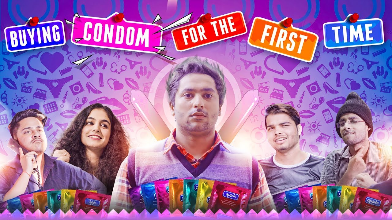 Buying Condom For The First Time | Harsh Beniwal