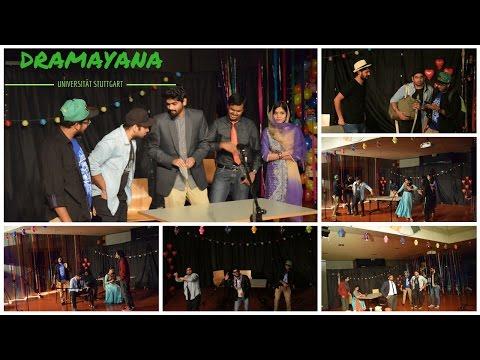 Dramayana: Indian Night 2016 University of Stuttgart