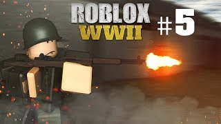 Roblox WWII - Beta Gameplay #5