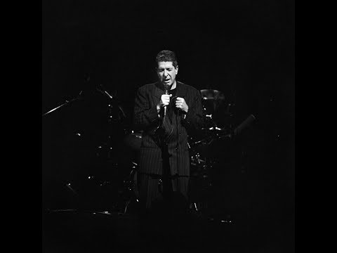 Leonard Cohen Live in Amsterdam - 1988 (audio only) mp3