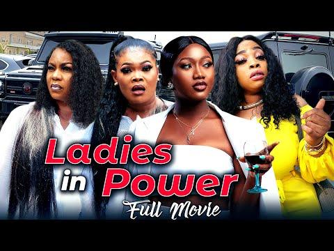 LADIES IN POWER (Full Movie) Chinenye Nnebe & Georgina Ibe 2021 Latest Nigerian Nollywood Full Movie