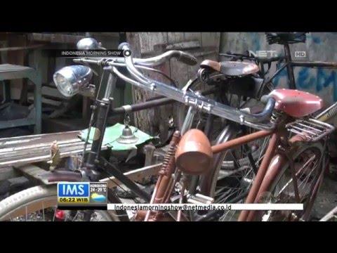 Bisnis Onderdil Sepeda Tua Menggiurkan