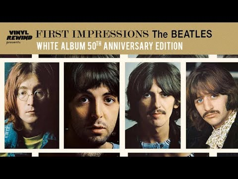 "The Beatles  ""White Album"" Esher Demos - vinyl album review 