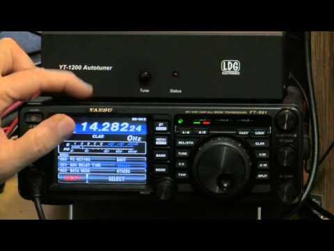 FT 991 Menu Items 50 100