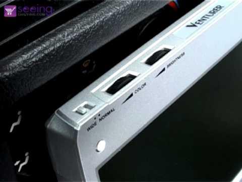 Venturer In Car DVD - Seeing Is Buying Video